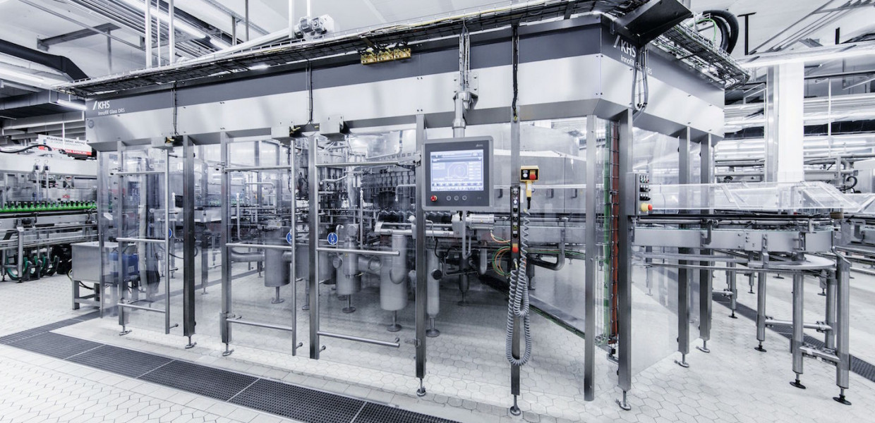 KHS to exhibit smart beverage filling systems