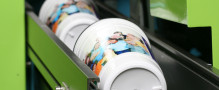 Inkcups introduces the revolution: New high-speed digital printing machine for cylindrical objects
