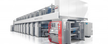 BOBST launches the NOVA RS 5003, a brand new gravure press delivering cost-effective and sustainable performance in flexible packaging production