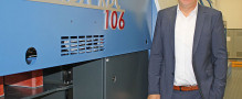 Edelmann Group delighted with the Rapida RDC 106