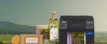 Epson will showcase its diverse labelling solutions at BioFach especial 2021 (17 - 19 February 2021).