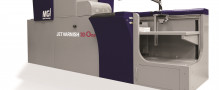 Konica Minolta Introduces New Entry-level System for UV Spot Coating