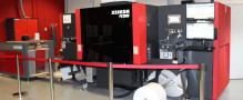 Xeikon PX3000 UV Inkjet Press Demonstrates Color-Logic at Labelexpo
